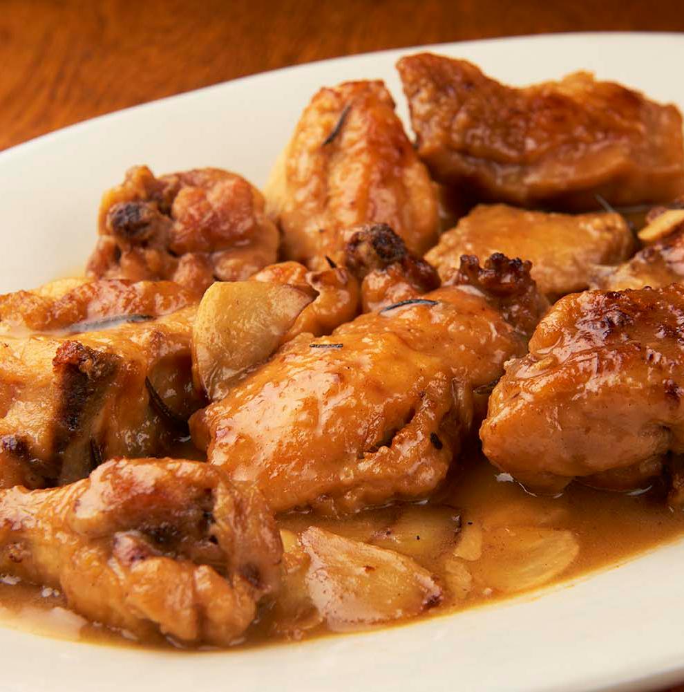 Pollo Scarpariello